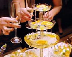 Фонтан шампанского