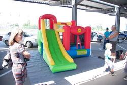 Детский праздник В МЕТРО