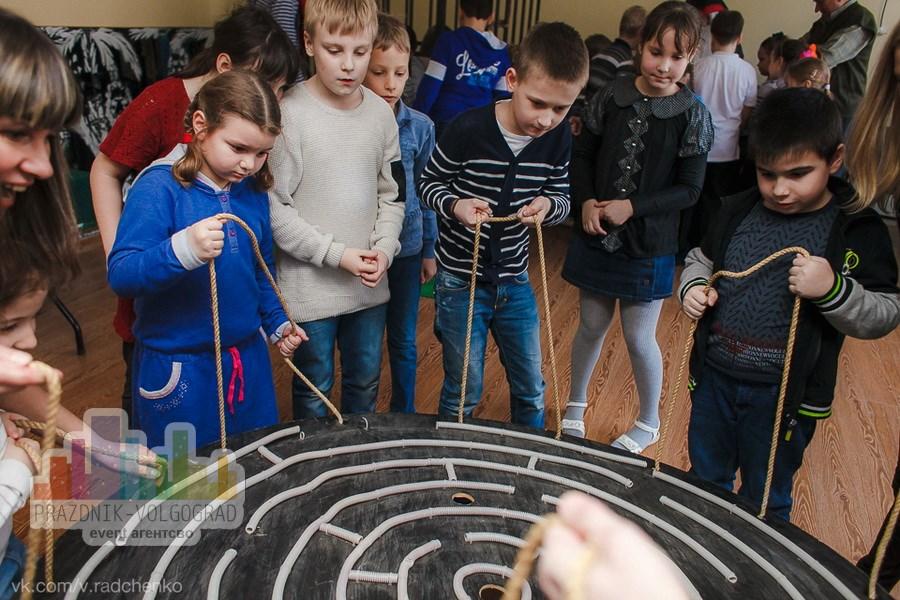 Детские конкурсы форт боярд