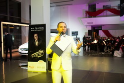 Презентация KIA QUORIS в Волгограде