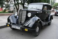Ретро-автомобиль Газ М1 (1937г)