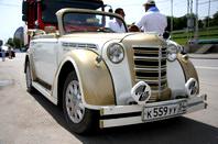 Ретро-автомобиль Москвич 401 (кабриолет)
