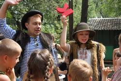 Детский праздник Золотой ключик